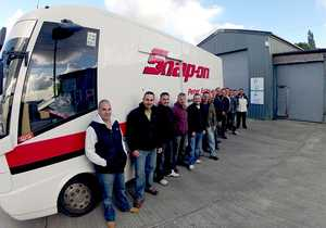 SRC Driver Training successfully trained Snap-on drivers