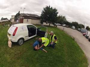 SRC - Practical First Aid Training (Driver CPC)