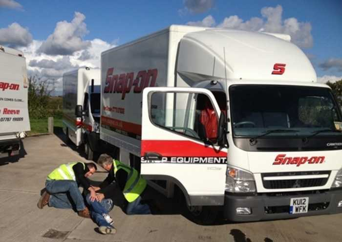 SRC - Snap-on drivers in practical First Aid training
